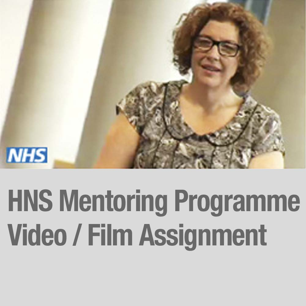 NHS employee film interview